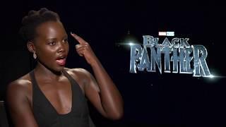 Black Panther's Lupita Nyong'o talks Black Girl Magic