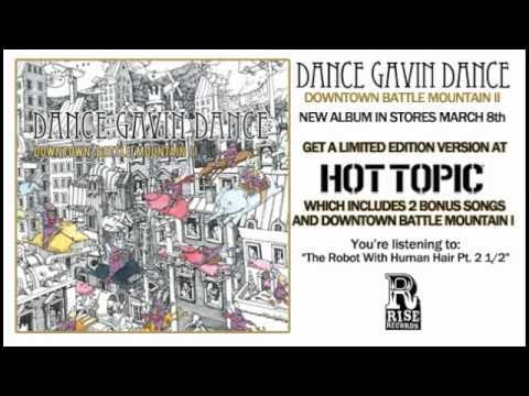 dance gavin dance the robot with human hair pt2 12 lyrics