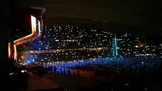 Download Lagu Ed Sheeran - Shape of You - Live in Sydney, Australia, Concert 15th March, 2018 Gratis STAFABAND