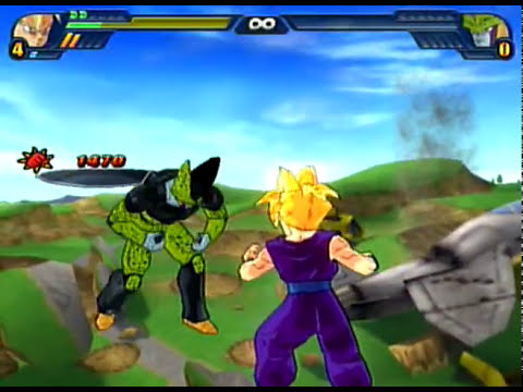 Dragon Ball Z Budokai Tenkaichi 3 Version Latino  Modo Historia *Goku vs Cell* (100% Español)