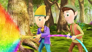 Noddy In Toyland   Noddy And The Rainbow Robber   Noddy English Full Episodes