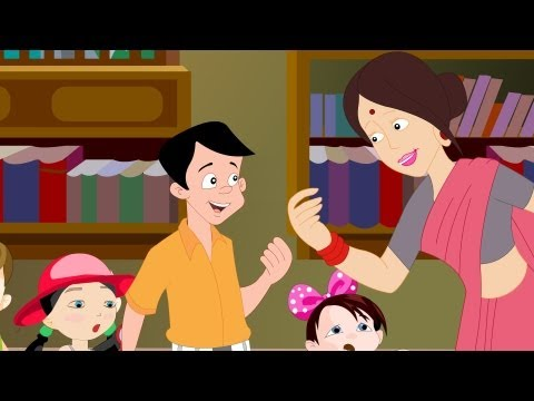Nanhe Munne Bachche Teri Mutthi Mein Kya Hai - Children's Popular Animated Film Songs video