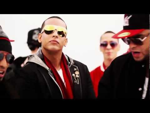 Daddy Yankee Feat. Va -- Llegamos A La Disco (video Oficial) video