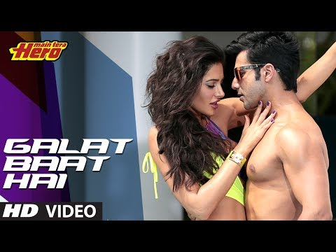 Galat Baat Hai Video Song | Main Tera Hero | Varun Dhawan, Ileana D'cruz, Nargis Fakhri video