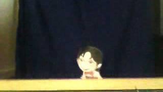 Shinee puppet clip show ft. Maeda Goki