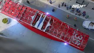 VTC14 | Công nghệ xe cứu hỏa tương lai: Không sợ tắc đường và độ cao