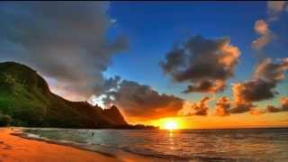 Relax video. Beautiful sunsets of the world. Красивые закаты.