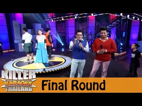 Killer Karaoke Thailand - Final Round 02-09-13