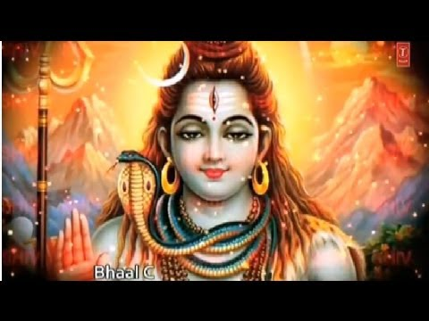 Shiv Aa Jaao Shiv Bhajan By Suresh Wadkar [full Video Song] I Shiv Sadhana video