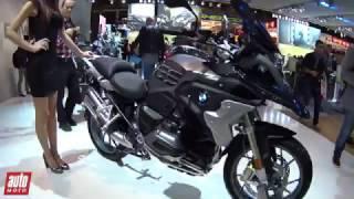 2017 BMW 1200 GS et R nineT Urban G/S [SALON DE MILAN] : Rêve de désert