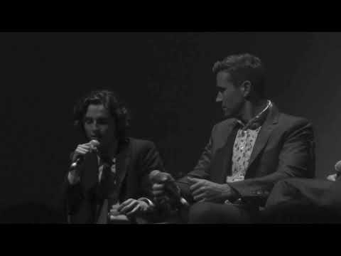 Timothée Chalamet, Armie Hammer & Luca Guadagnino Q&A At CALL ME BY YOUR NAME