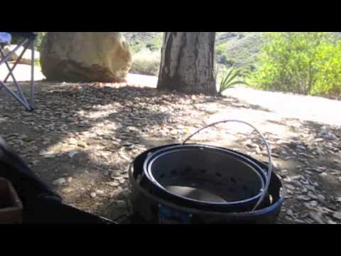 Review : The Volcano II Portable Cooking Stove - for Camping. Survival & Emergencies