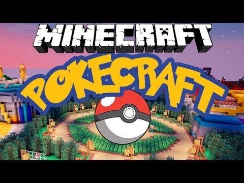 Mod for MCPE - Pokecraft Pokemon Mod Installation Guide