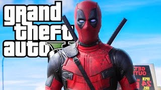 GTA 5 - DEADPOOL FRAGMANI
