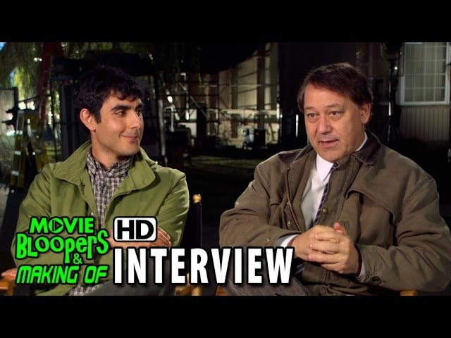 Poltergeist (2015) Behind the Scenes Movie Interview - Gil Kenan (Director) & Sam Raimi (Producer)
