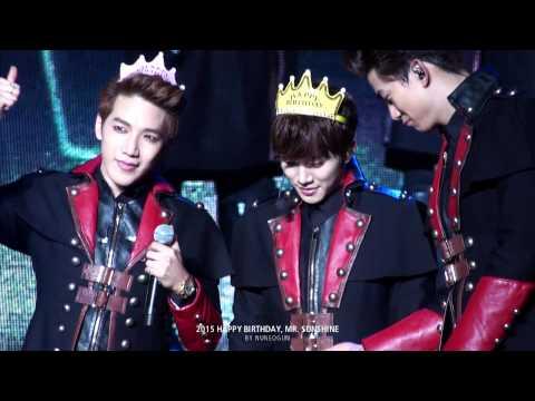 150125 Happy Birthday, Mr  Sunshine junho by Nuneogun video