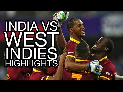 India vs West Indies T20 2016 Cricket Highlights: Virat Kohli, Chris Gayle, Dhoni Scolds Reporter