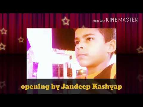 jandeep kashyap - Jine Mera dil luteya Oho  with lyrics 2018 hit Punjabi songs thumbnail