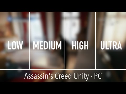 Assassin's Creed Unity: PC Performance Review!