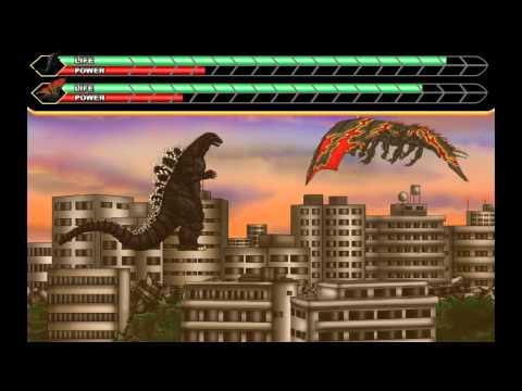 Godzilla - 199X?