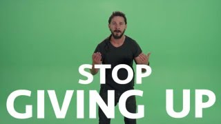 Shia LaBeouf #Introductions (JUST DO IT) with Subtitles