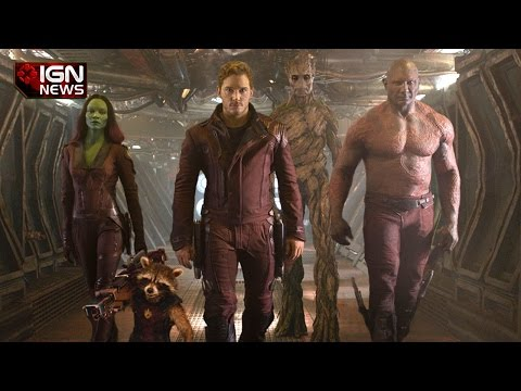 Audiences Flock to Guardians at Box Office - IGN News