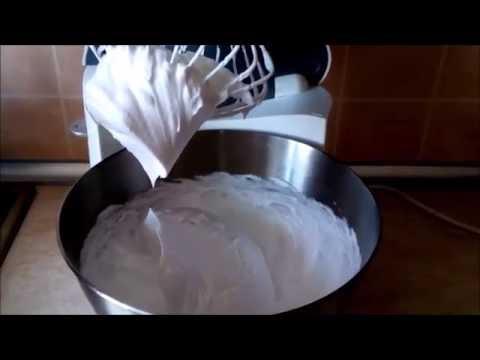 Лучший рецепт белково заварного крема