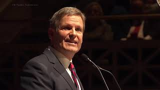 Governor Bill Lee's full speech at his inauguration
