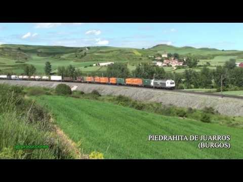 TRENES RENFE SONIDO DIRECTO (VOL.1)
