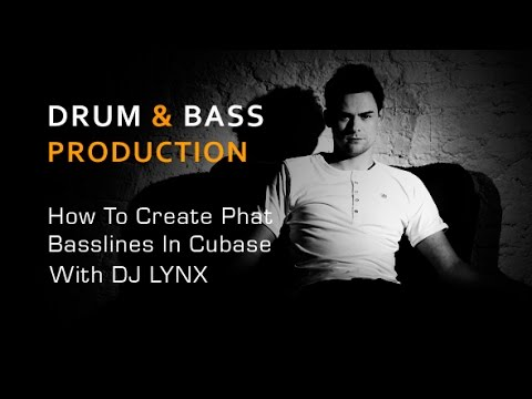 Cubase DnB Bass Programming Tutorial - With DJ Lynx
