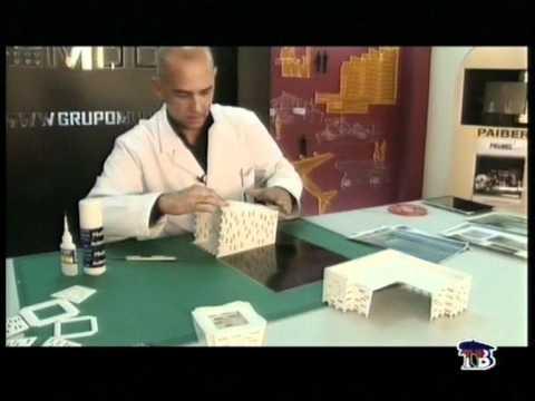 Maquetmania, como hacer la maqueta de Torre TAI PEI