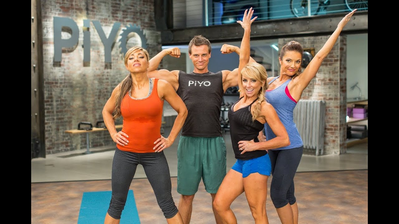 Official Chalene Johnson Piyo Video With Free Offer From