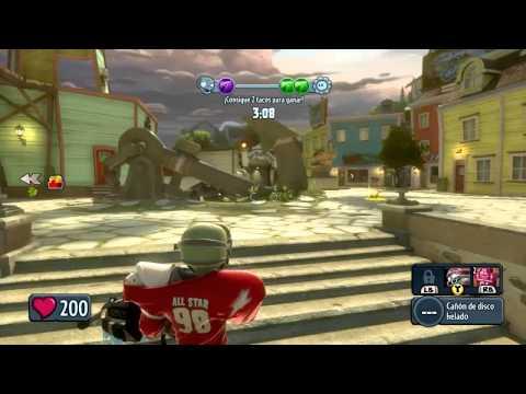 El Guardameta Muerto-viviente!! - Plants Vs Zombies