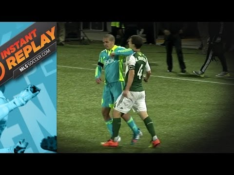 Osvaldo Alonso red card, who's to blame? | Instant Replay