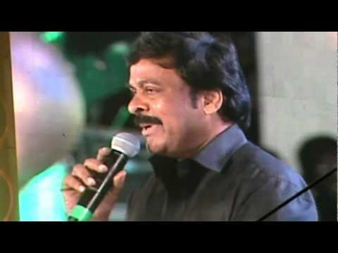 Chiranjeevi's speech on Ambarish's 60th birthday
