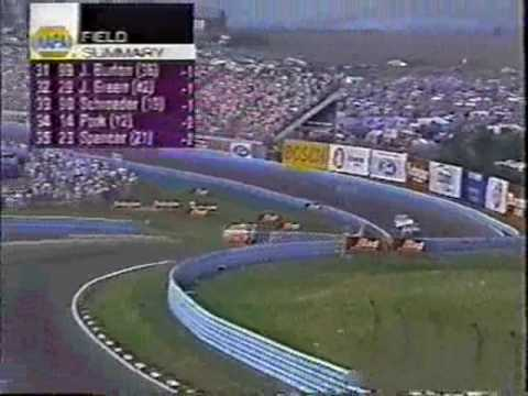 1997 Bud At The Glen (Part 11) (Prelude to the Finish)