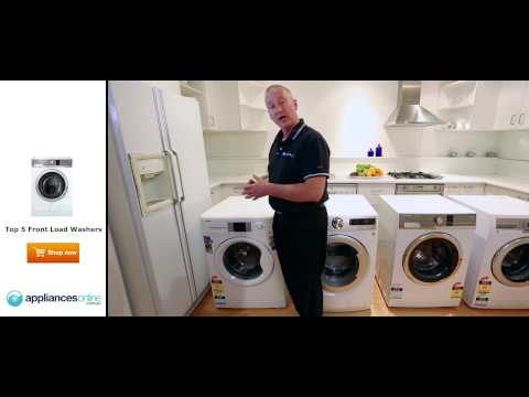 Expert review of the Top 5 front load washers at Appliances Online