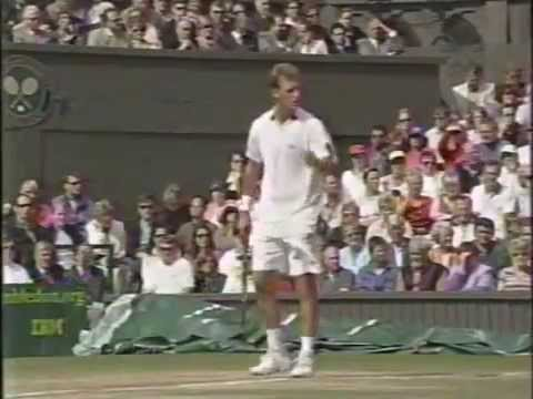 Lleyton Hewitt vs David Nalbandian 2002 Wimbledon Final - Full Match Part 1