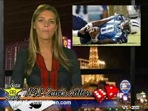 Tom Brady, Vince Young and Marion Barber NFL Injury Report for Week 2 Video
