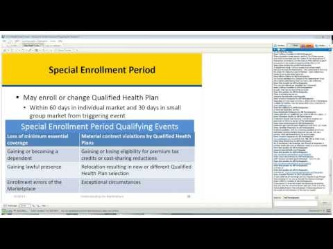Libraries and Health Insurance: Webinar Live Stream