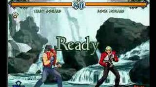 Ultimate Terry Bogart (by K.O.D) vs xRock(Howard)x (by Vyn)