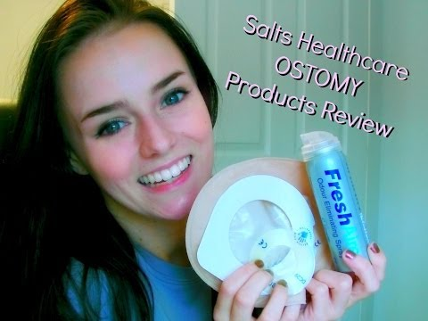Salts Healthcare Ostomy Products Review