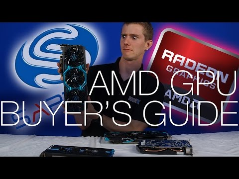 How To Choose an AMD R7 / R9 Graphics Card w/Benchmarks ft. Sapphire Vapor-X
