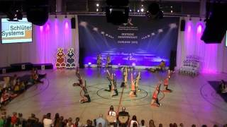 ENCHANTED ANGELS - Deutsche Meisterschaft 2015