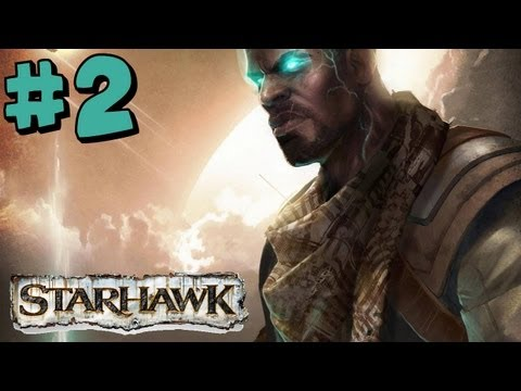 Starhawk - Campaign Walkthrough - Part 2 - ROCKET LOCK