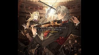 Fate/Grand Order Orchestra Concert -Live Album- perfomed by 東京都交響楽団 発売告知CM