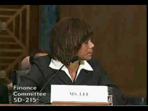 Sen Robert Menendez (D-NJ) Defends Long-Term Unemployed - Senate Finance Committee Hearing 4/14/2010