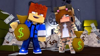 Minecraft Daycare -  PARTNERS IN CRIME !? (Minecraft Roleplay)
