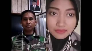 Smule TNI AL feat POLWAN