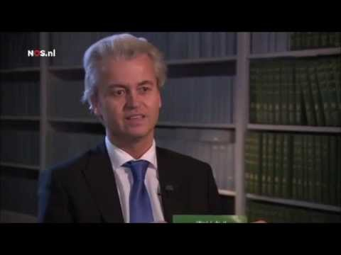 Geert Wilders (pvv) - De Anti-islam Sticker! video